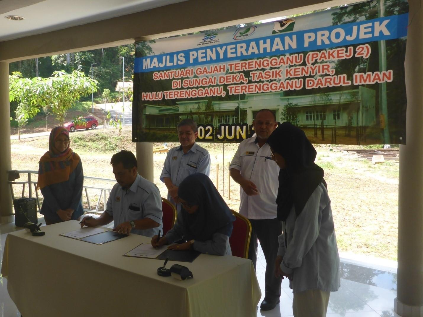 Majlis Daerah Kuala Terengganu : Sungai petuang, tasik